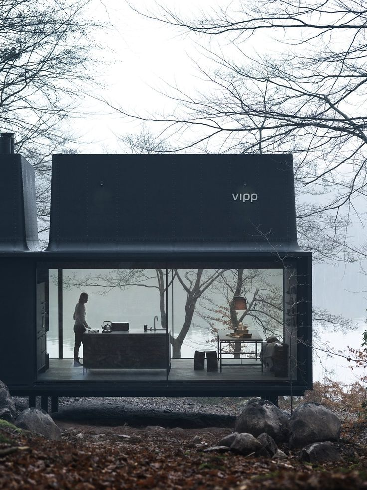 Vipp Shelter A project by Danish design company
