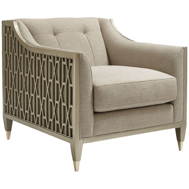 Caracole Upholstery Chair-Ish