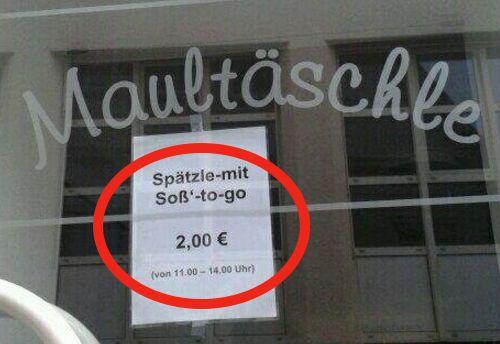 Ein super Angebot! | 19 Fotos, die Schwaben raffen, aber den Rest Deutschlands total verwirren