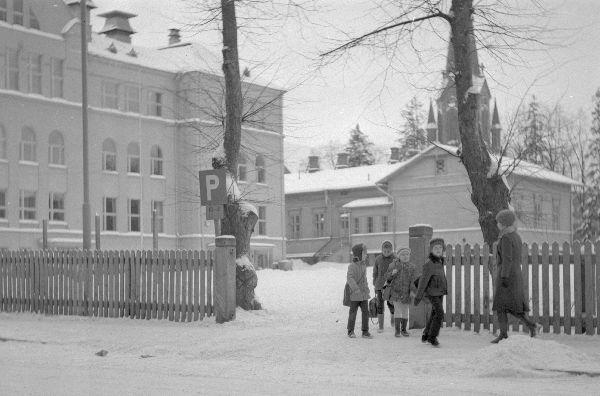 Aleksanterin koulu 04.01.1971