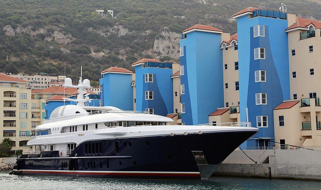 Superyacht M/Y Sycara V :: Moshi Anahory :: #boating #yachts #sailing #sailboat #luxury #fishing