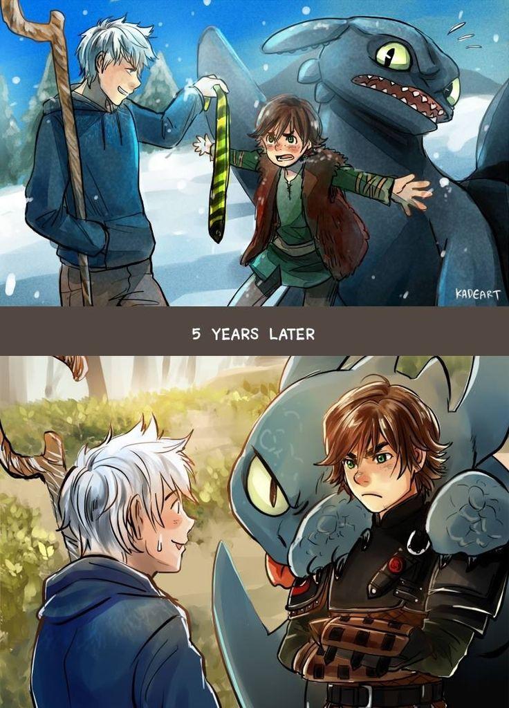 i love crossovers