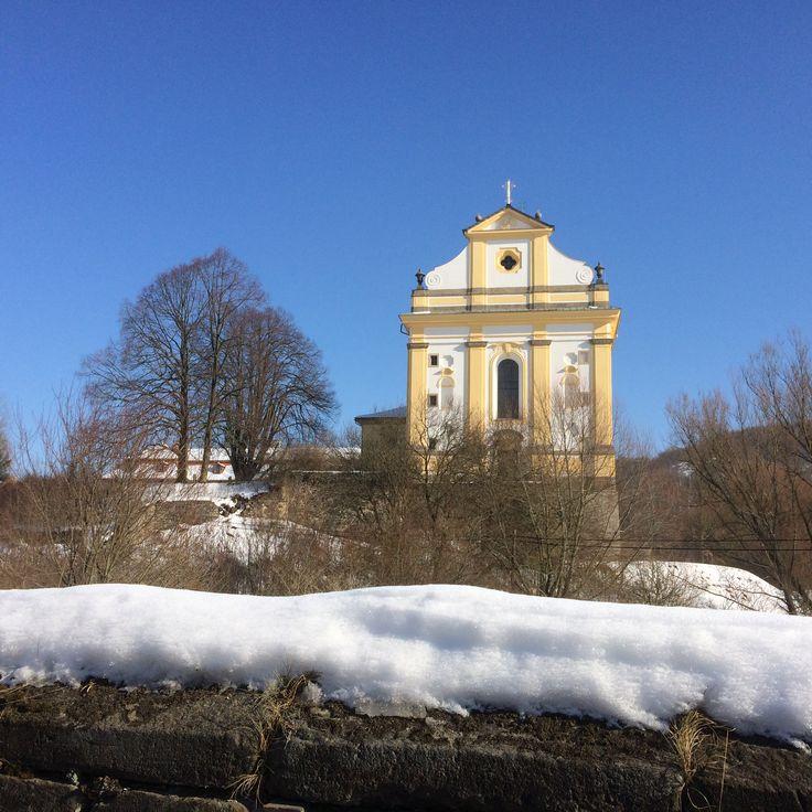 The church at Konojedy