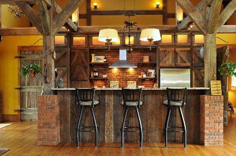 17 Best Images About Basement Bar Ideas On Pinterest