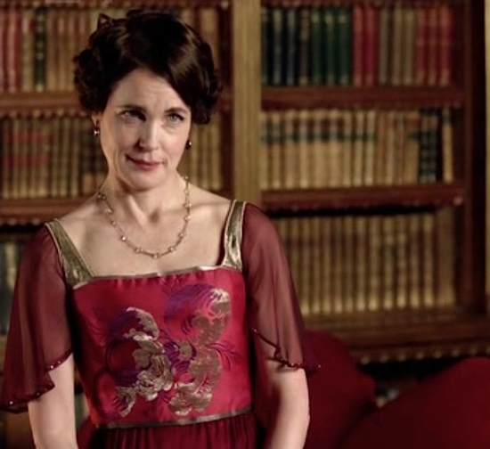 Image result for image of lady cora from downton abbey