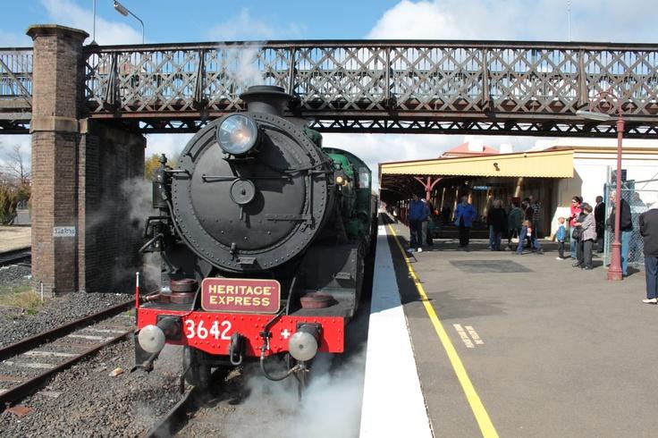 Locomotive 3642