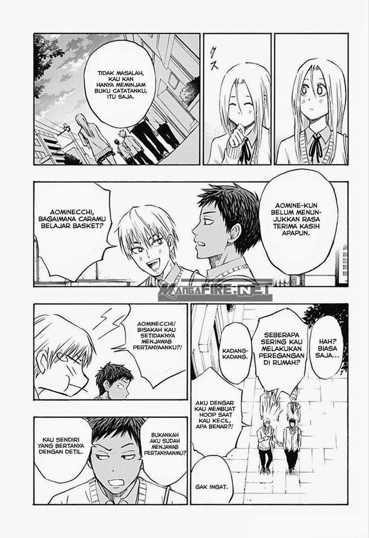 37. Kuroko no basuke    kuroko tetsuya    aomine daiki     kise ryota    akashi Seijuro    Murasakibara atsushi    midorima shintaro    momoi satsuki    kiseki no sedai    generation of miracles