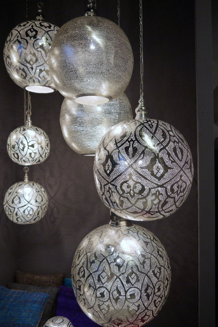 Zenza hanging lamp. Have been wanting these for a while. Modern Middle Eastern / Moroccan inspired lamps
