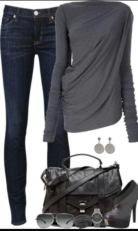 Lovin it minus the skinny jeans. For me they need to be wider at the bottom.