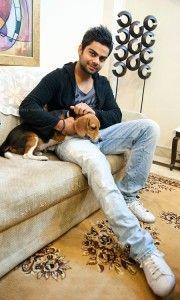 Virat Kohli The Dog Lover. Hits a ton with 15 dog adoptions at CARE, Benguluru.