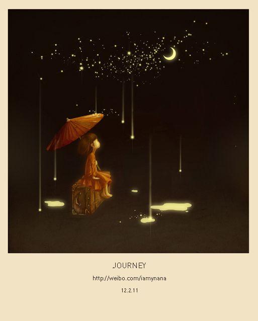 """Journey,"" Y-nana."