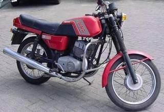 1987 Jawa TS 350