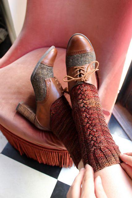 Ravelry: Clark Socks pattern by Jaclyn Salem
