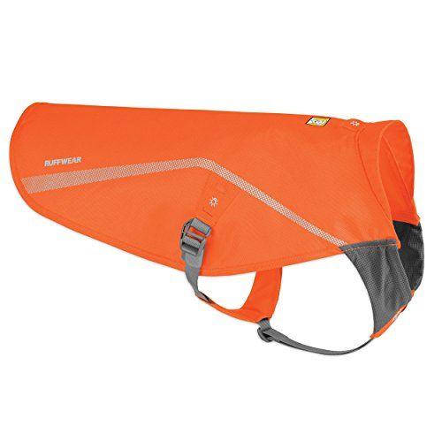 Ruffwear Track Jacket for Pets SmallMedium Blaze Orange ** Read more at the image link.