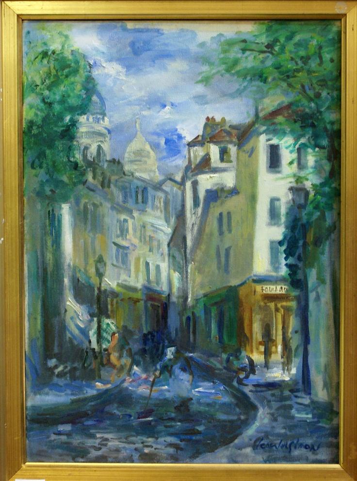 1000 images about paris on pinterest - Magasin reproduction tableau paris ...