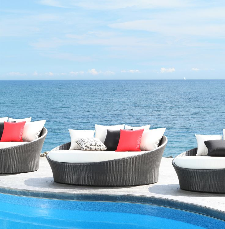 Contemporary Outdoor Wicker Patio Furniture Image of Cheap Resin