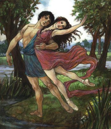 Rebecca Guay | daphnis-and-chloe-from-ballet-stories-rebecca-guay.jpg