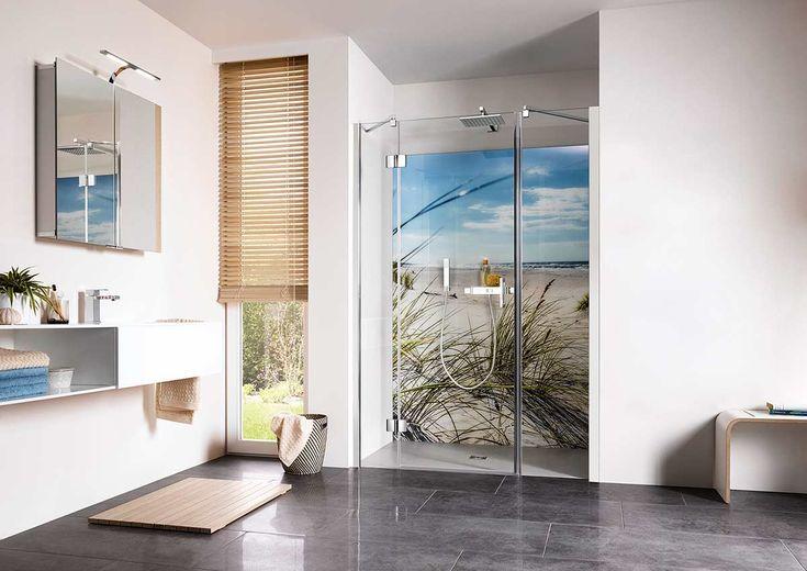 Glastür Dusche Überblick zu HSK Türvarianten für die