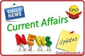 17th March 2017 Current Affairs, Latest India Gk, Daily GK Quiz Updates | Today 17th March GK Quiz's, Latest Current GK, Today Important News, Trending News