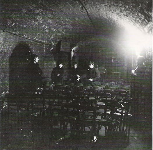 rare one of the boys at the Cavern
