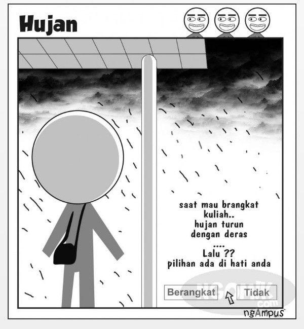 Kartun Ngampus