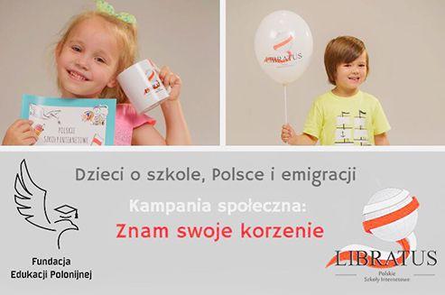 Przebywając poza granicami kraju rodzice niejednokrotnie zastanawiają się nad nauką języka ojczystego swoich dzieci. Czy warto uczyć dzieci dodatkowego języka? Jak dziecko poradzi sobie z nauką? - obejrzyjcie film i sami się przekonajcie.  Link to Poland jest partnerem medialnym kampanii społecznej  #libratus #polska
