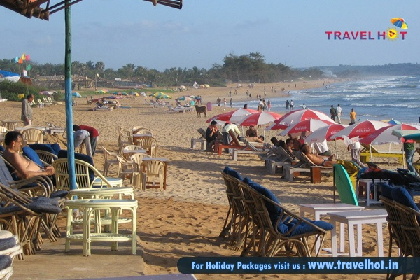 Goa Beach- Enjoy your weekend