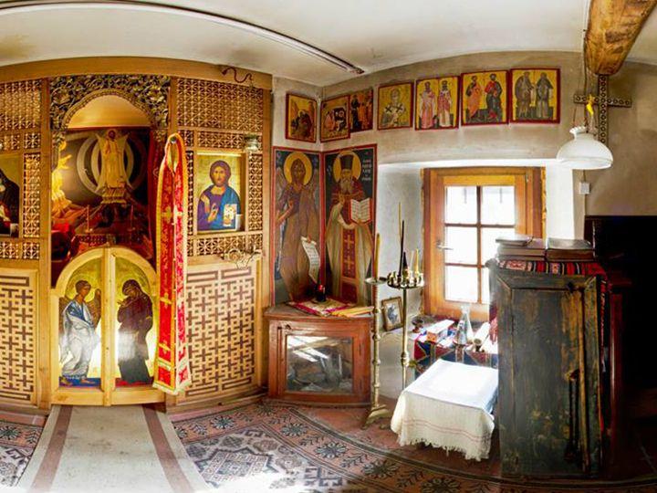 Άγιον Όρος - Ιερό Κελλί Μαρουδά