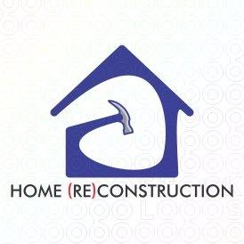 Home Re Construction Logo