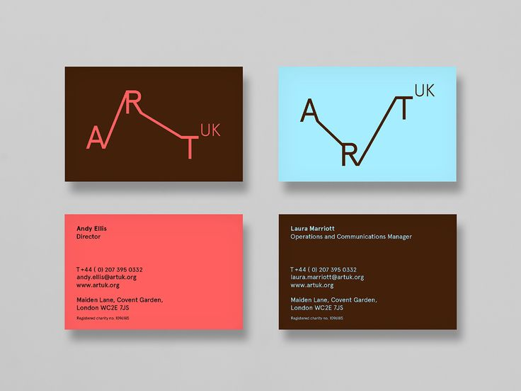 Art UKMarina Willer and team have designed a visual identity for Art UK, a…