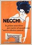 Franco Grignani per Necchi, 1960