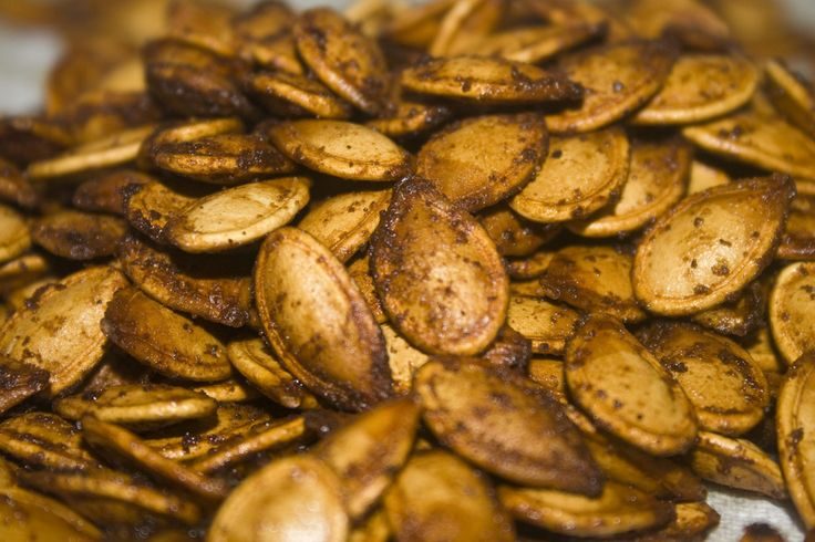 I used to just throw some salt and oil on my pumpkin seeds every year. Then a few years ago, I came across a recipe that used these ingredients. I've tweaked the recipe quite a bit based on what I'...