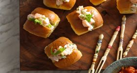 Mini Shrimp Rolls | Food & Drink that I love | Pinterest