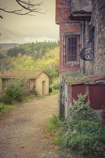Chianti, Italy, Greve , province of Florence , Tuscany region Italy