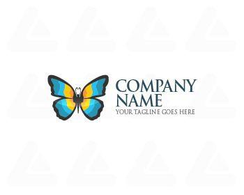 Logo design: Butterfly logo