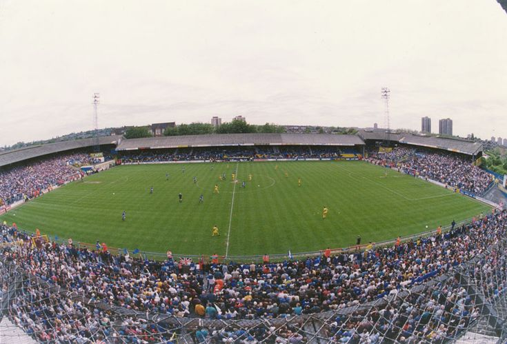 The Old Den - Millwall