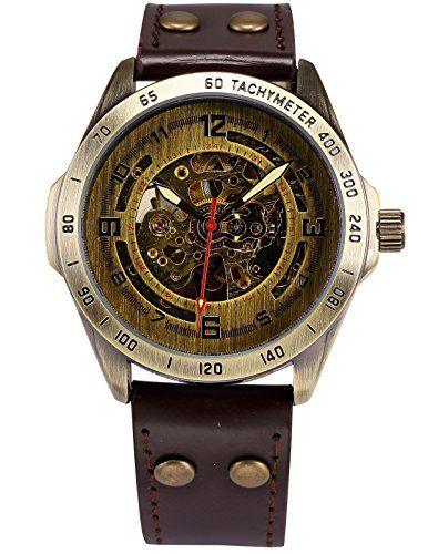 AMPM24 PMW368 – Reloj para hombres color marrón