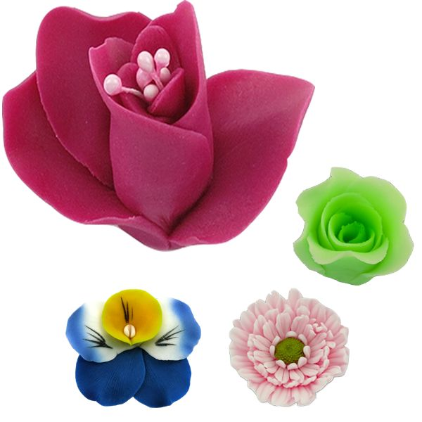Artystyczne kwiaty cukierniczej P&J Już dostępne na http://www.sweetdecor.pl/category/305,kwiaty-cukiernicze-pj