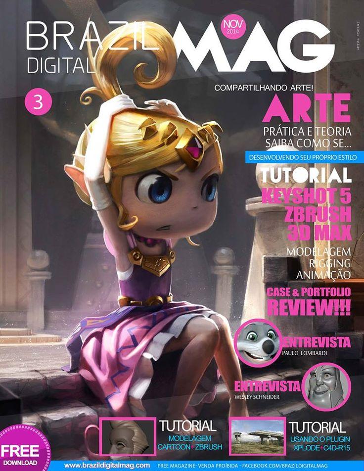 Tutorial _ Revista Brazil Digital Mag