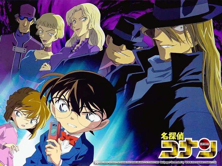 Detective Conan Wallpaper Manga | Wallpaper Anime Manga HD