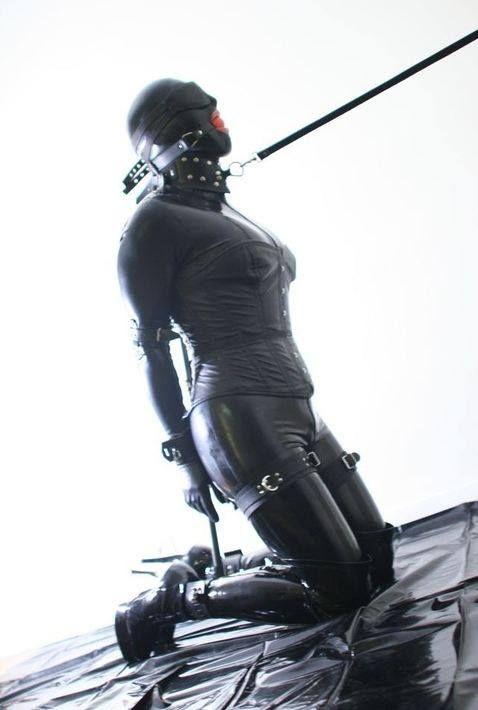 Contortion bdsm bondage