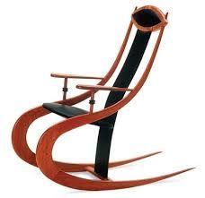 Resultado de imagen para silla mecedora niños madera