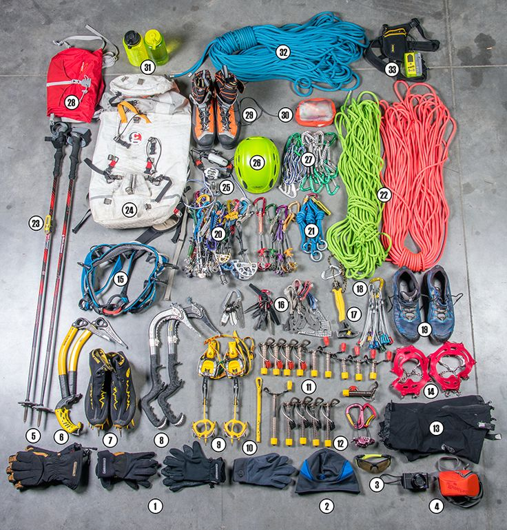 Best 25+ Mountain climbing gear ideas on Pinterest ...