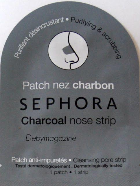 Test des masques à usage unique de Sephora - mains, pieds, visage, yeux, nez