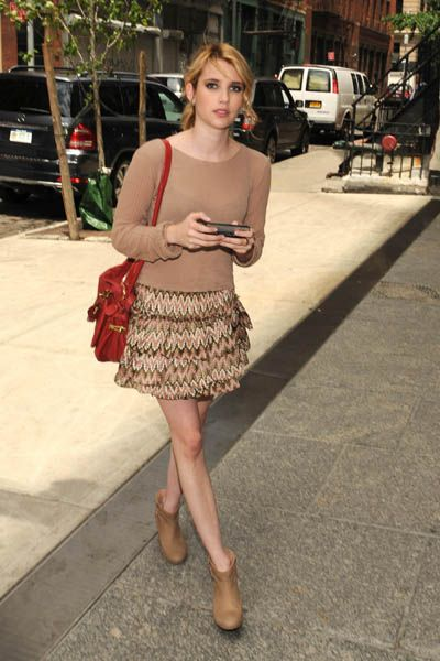 pin emma roberts watson - photo #27