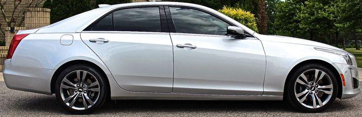 2016 Cadillac Cts V