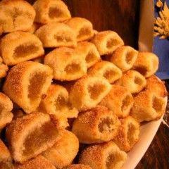 Cuscinetti   Dolci Siciliani
