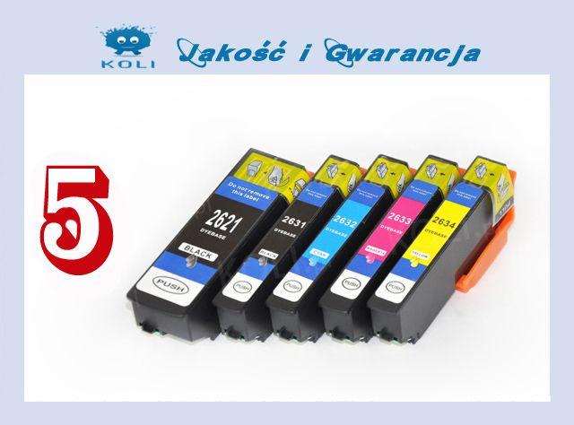TUSZ EPSON T2621 26XL XP600 XP605 XP700 XP800