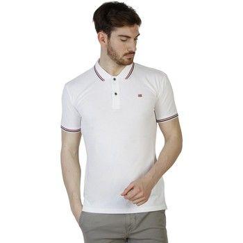 Napapijri N0YG9I002 men's Shirts and Tops in white: Napapijri N0YG9I002 men's Shirts and Tops in white #GolfShopping #GolfSupplies #Golfers
