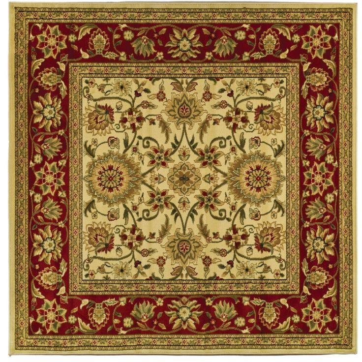 Safavieh Lyndhurst Traditional / Red Rug